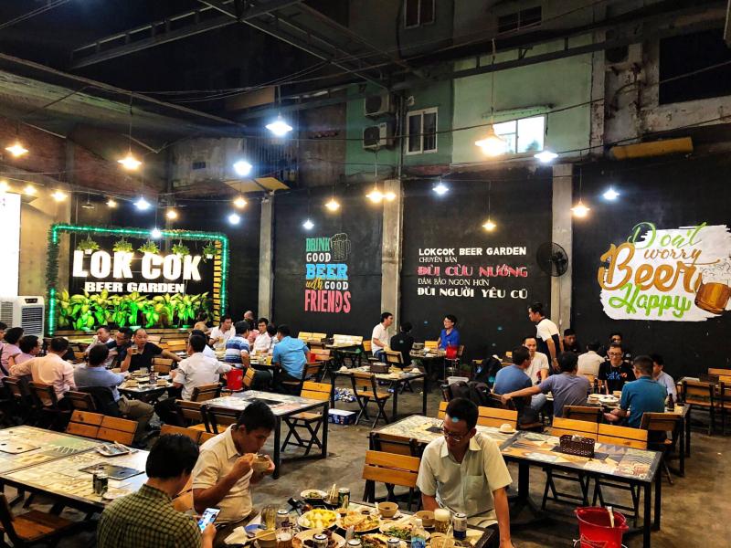 Lokcok beer garden 33