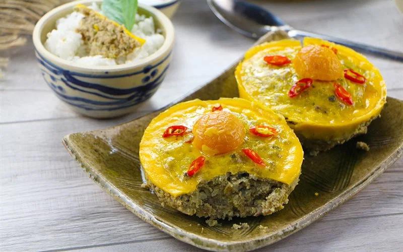 Mắm chưng – món ăn không thể thiếu trong bữa cơm miền Tây.