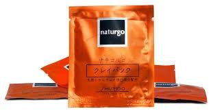 Mặt nạ bùn khoáng Naturgo Shiseido Nhật Bản