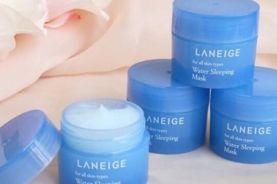 Review top 5 mặt nạ ngủ cung cấp dưỡng chất tốt cho mọi loại da