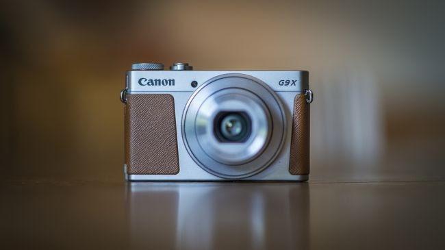 Máy ảnh compact Canon Powershot G9X Mark II