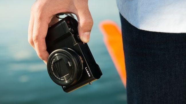 Máy ảnh compact Panasonic Lumix ZS100