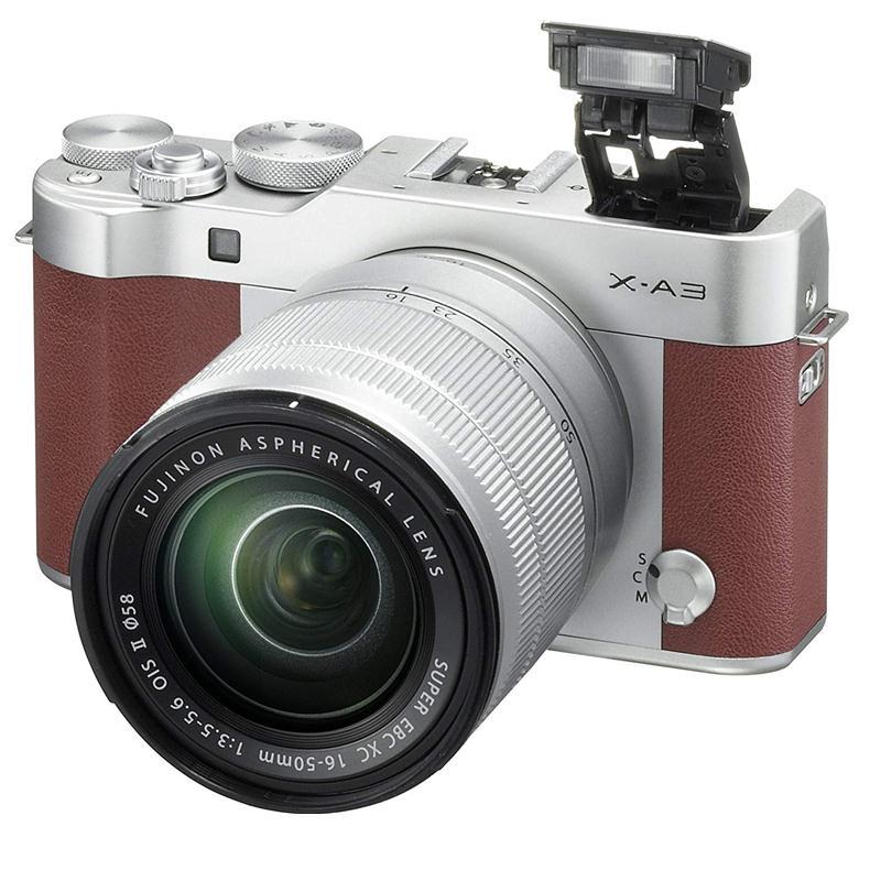 Máy ảnh DSLR Fujifilm X-A3 Kit XC16-50 F3.5-5.6