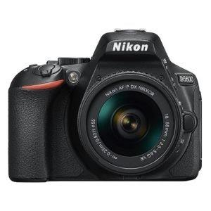 Máy ảnh DSLR Nikon D5600 Kit AF-P 18-55 VR