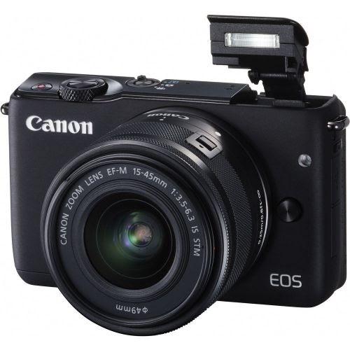 Máy ảnh du lịch Canon M10 KIT 15-45mm