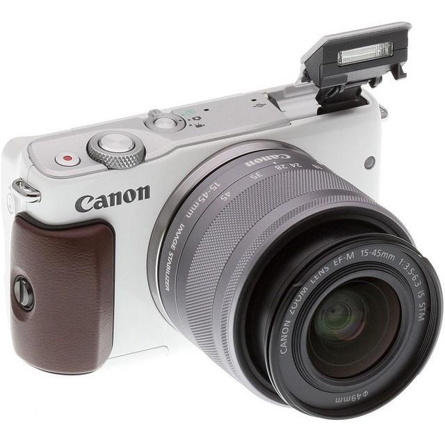 Máy ảnh du lịch Canon
