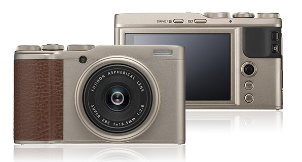 Máy ảnh du lịch Fujifilm XF 10