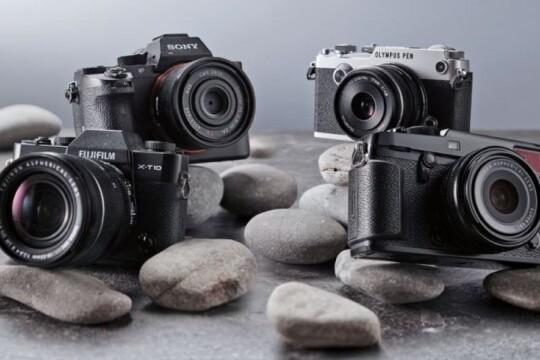Review top 5 máy ảnh không gương lật - Đem lại chất lượng hình ảnh đỉnh cao