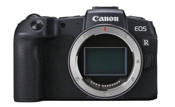 Máy ảnh không gương lật Canon EOS RP
