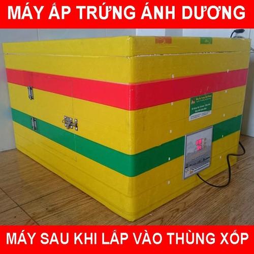 Máy ấp trứng Ánh Dương P100