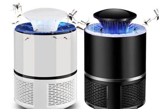 Review top 5 máy bắt muỗi có công suất cao, an toàn với người tiêu dùng