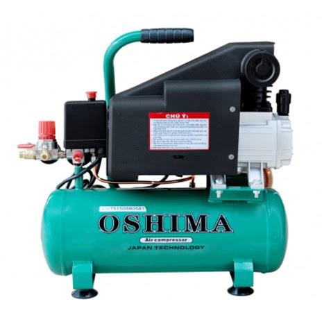 Máy bơm hơi 10kg Oshima 9l