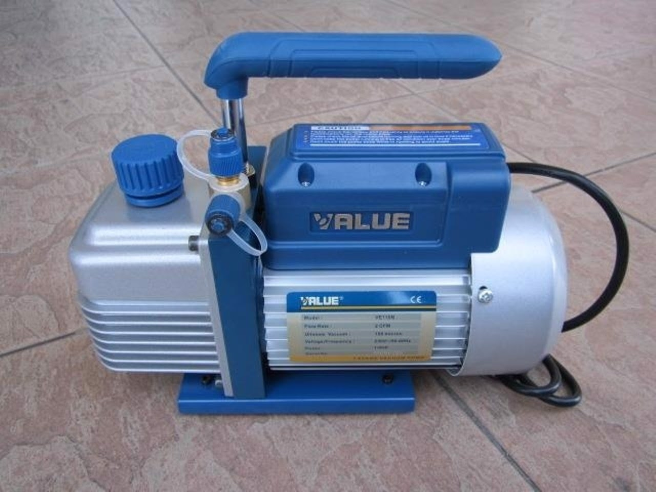 Máy bơm hút chân không Value VE115N