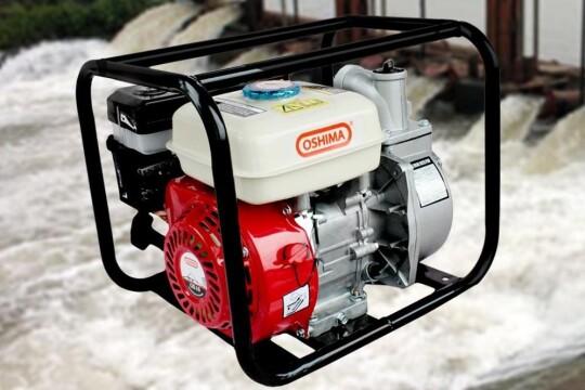 Review Top 5 sản phẩm máy bơm nước chạy xăng có công suất hoạt động tốt nhất