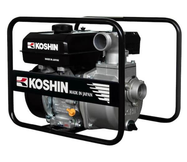 Máy bơm nước chạy xăng Koshin SEV50X