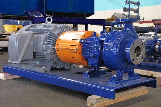 máy bơm nước công suất lớn