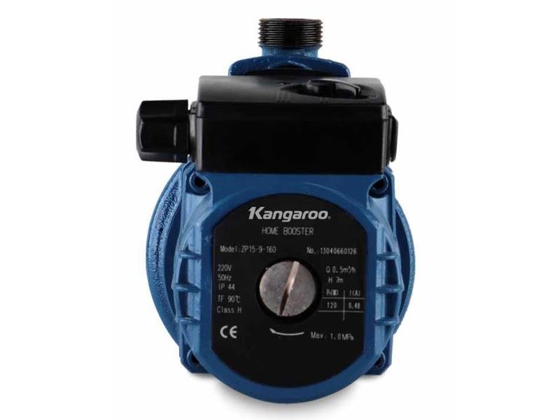 Máy bơm tăng áp điện tử Kangaroo KG 180ZP