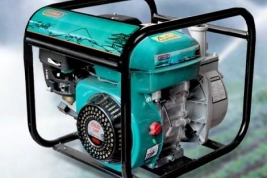Review top 5 máy bơm xăng có động cơ hoạt động mạnh mẽ