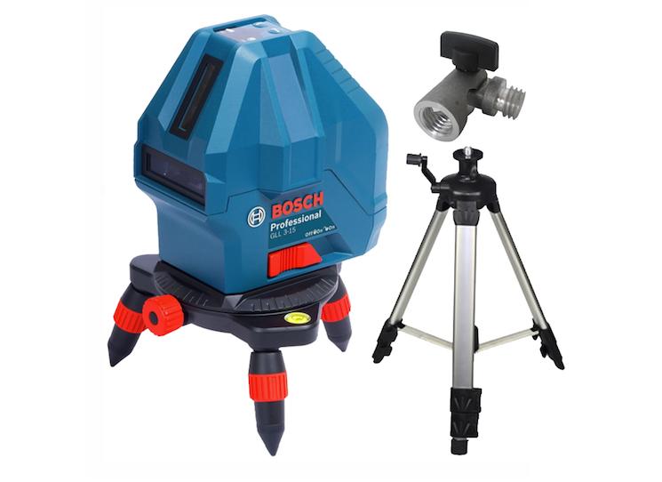 Máy cân bằng laser 2