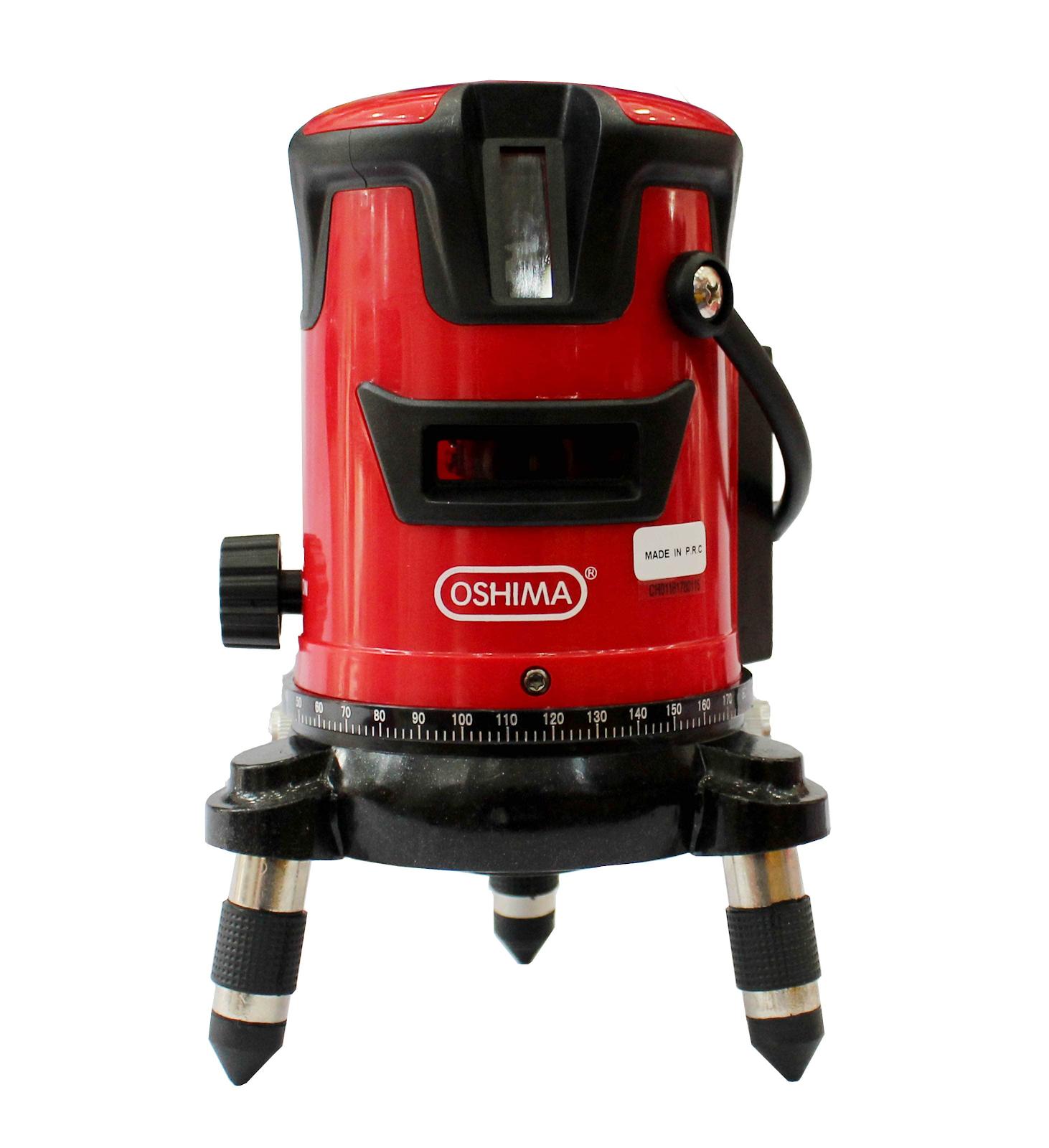 Máy cân bằng laser Oshima CM5D