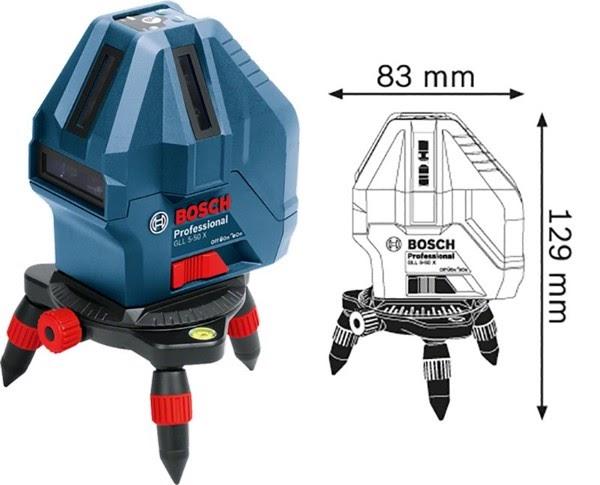 Máy Cân Mực Laser Bosch GLL 5-50X