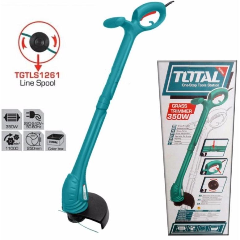 Máy cắt cỏ chạy điện Total TGTLS1261