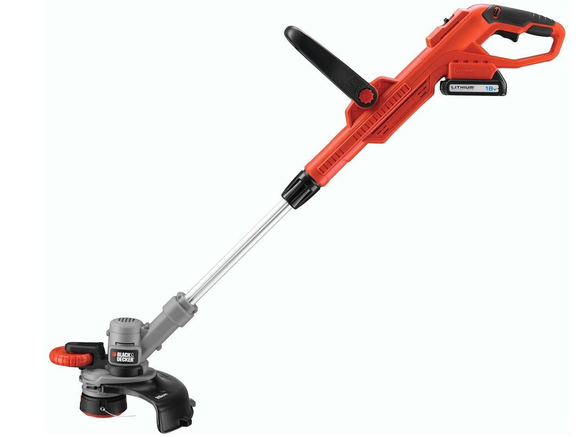 Máy cắt cỏ dùng pin Black&Decker STC1820EPCF-B