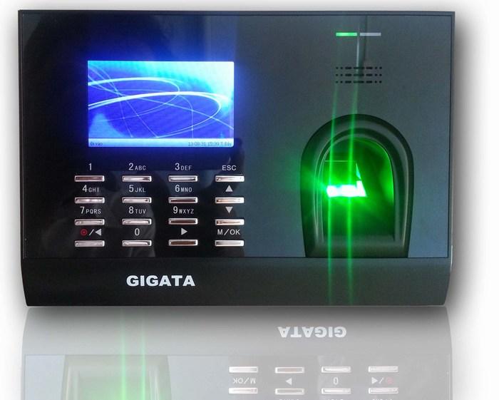 Máy chấm công bằng vân tay GIGATA T8