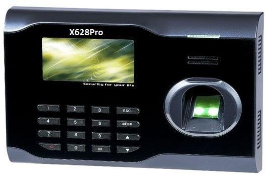 Máy chấm công thẻ từ Ronald Jack X628Pro