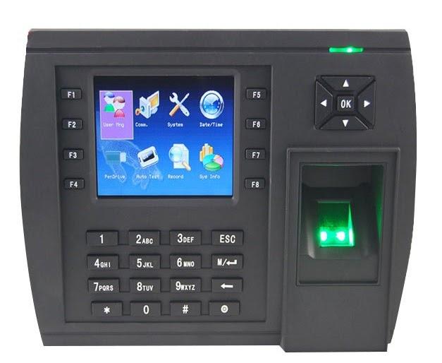 Máy chấm công vân tay, thẻ cảm ứng Wise Eye WSE-9079