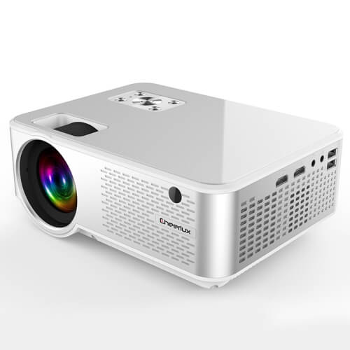 may chieu mini projector Cheerlux C9