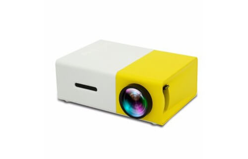 may chieu mini YG300 Smart LED