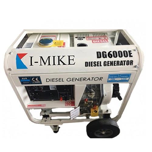 Máy Diesel I-Mike DG 6000E