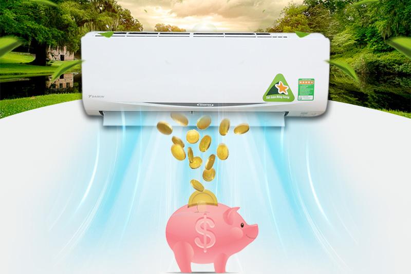 Máy điều hòa tiết kiệm điện 1
