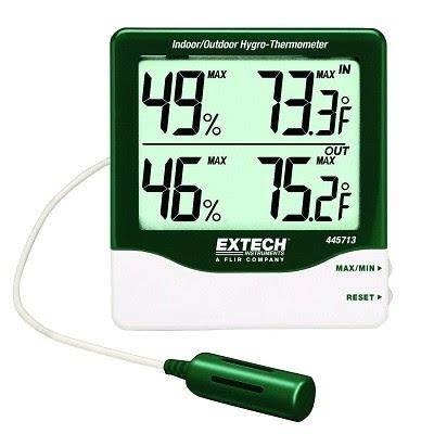 Máy đo độ ẩm không khí EXTECH 445703