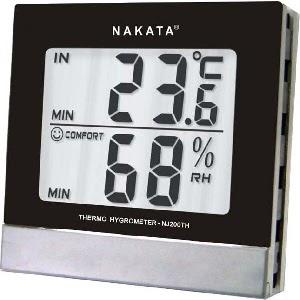 Máy đo độ ẩm không khí Nakata NJ-2099-TH