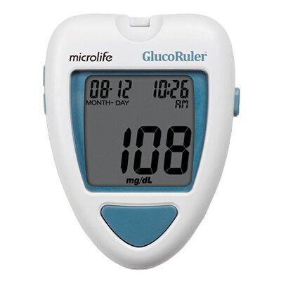 Máy đo đường huyết loại nào tốt - Microlife MGR1