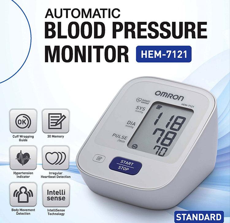 Máy đo huyết áp1