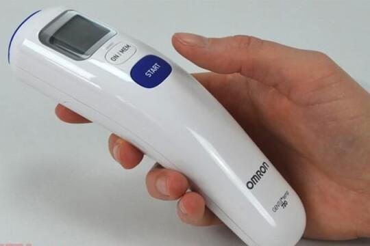 Review top 5 máy đo nhiệt độ giúp mẹ phát hiện bé sốt nhanh nhất