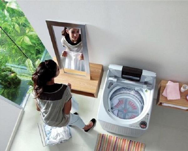 Máy giặt cửa trên 2