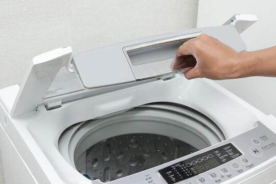 Review top 5 máy giặt cửa trên giúp giặt sạch nhanh, tiện lợi.