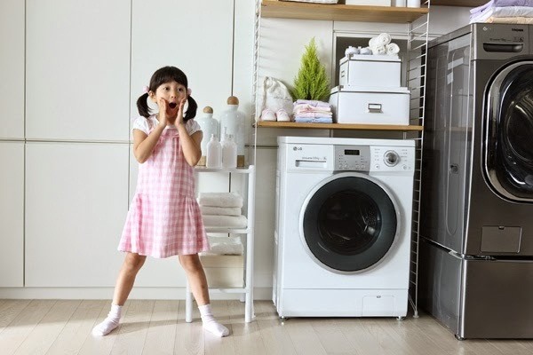 Máy giặt gia đình 2