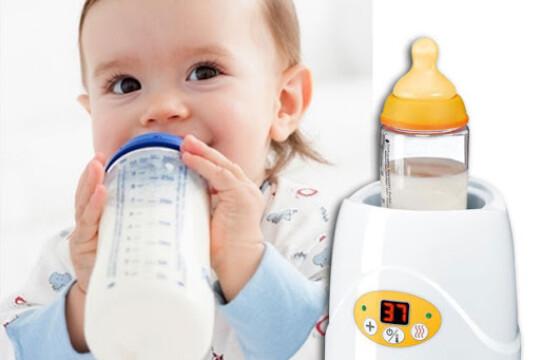 Review top 5 sản phẩm máy hâm sữa chính hãng, an toàn cho bé yêu