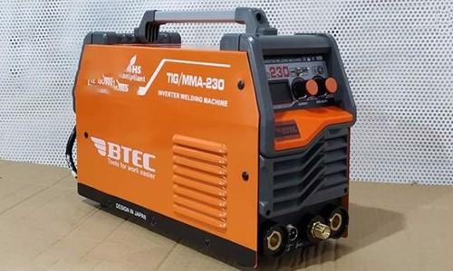 Máy hàn điện tử Inverter Btec MMA-230A-K-1