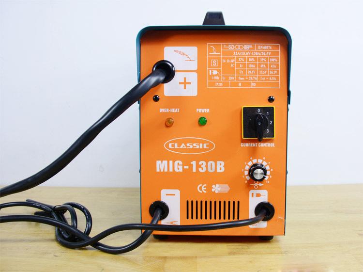 Máy hàn mig Classic MIG – 130B