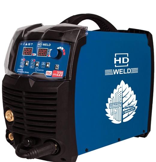 Máy hàn mig HD Weld Super 250