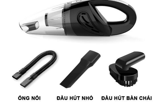 Review top 5 sản phẩm máy hút bụi mini cầm tay đáng lựa chọn