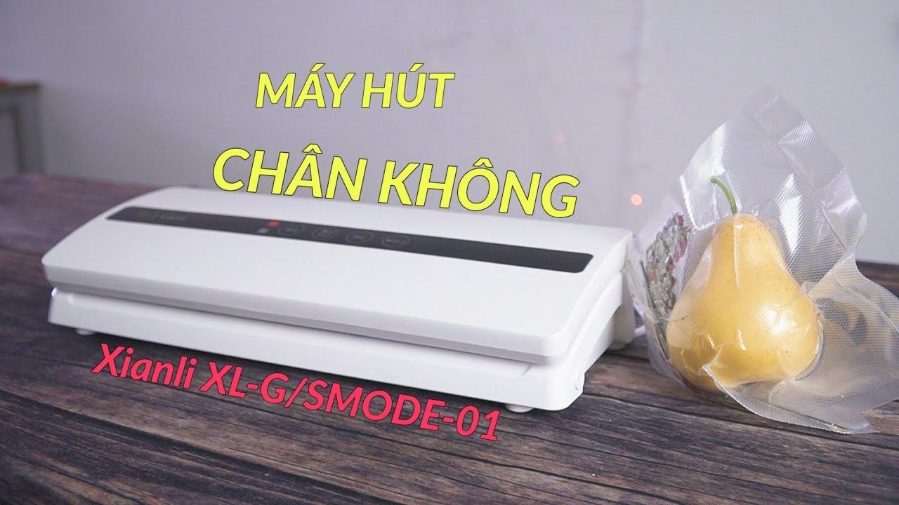 Máy hút chân không thực phẩm Xiaomi Xianli XL