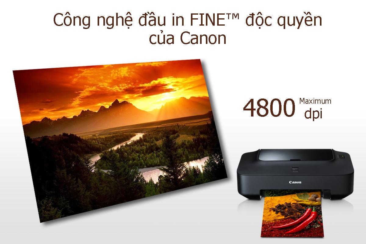 Máy in đa năng Canon ip2770