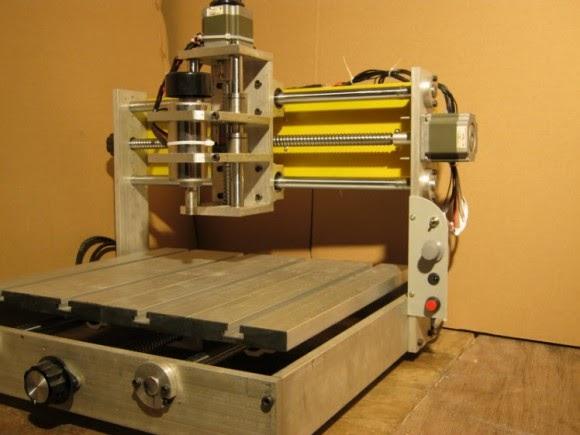 Máy khắc CNC Mini 2535